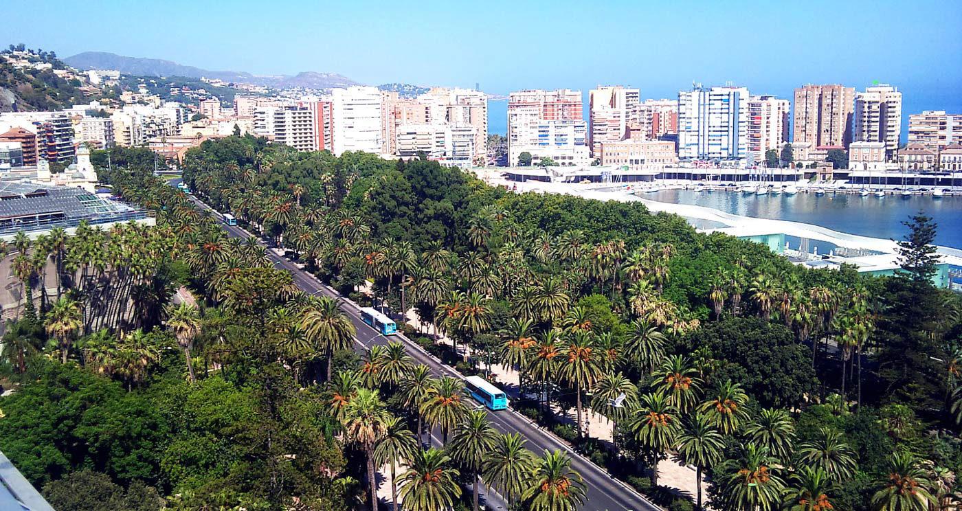 El Parque de Málaga